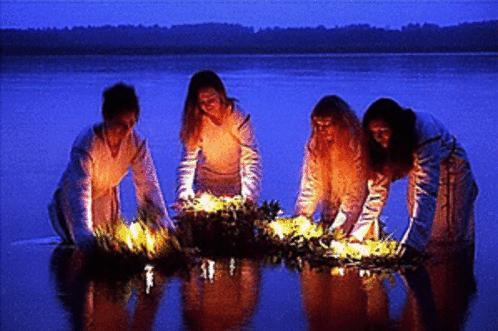 Славянские праздники взгляд в круге и